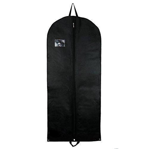 Hangerworld - Borsa porta abiti da viaggio - Custodia per abiti (137 cm)