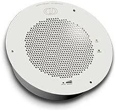 Cyberdata 011394 SIP Speaker Signal White RAL 9003