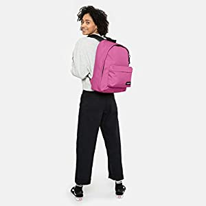 31r+4sLzP7L. SS300  - Eastpak OUT OF OFFICE Mochila tipo casual, 44 cm, 27 liters, Rosa (Frisky Pink)