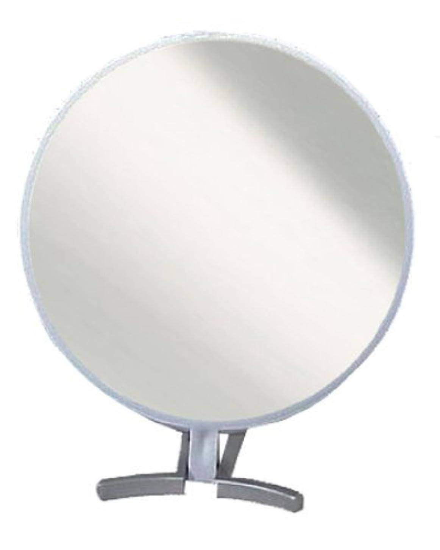 サワーに対応カリキュラムメリー 折立式ハンドミラー シルバー No.1500