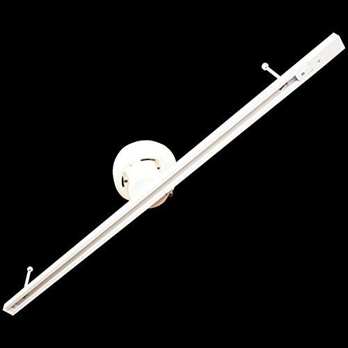 リュウド『引掛けシーリング用ライティングダクトレール(RE-HKCDL-100)』