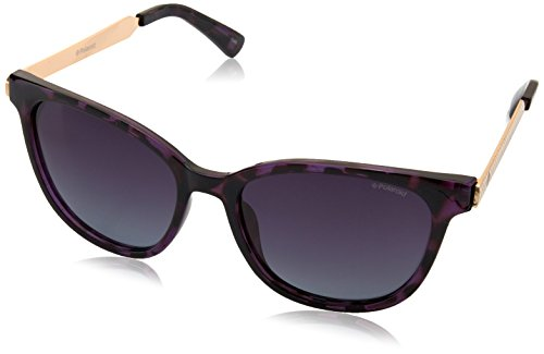 Polaroid PLD 5015/S WJ LYK gafas de sol, Morado (Violet Havana Gold/Grey Sf Pz), 55 para Mujer
