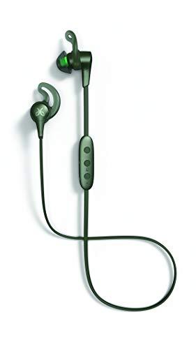 Fone de Ouvido Bluetooth Jaybird X4 - Sem Fio, Esportivo, À Prova de Suor e À Prova D'Água - Verde