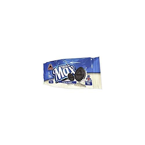 Black Max Cookies 100 g Belgian Chocolate - Cream