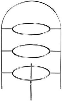 ASA Selection 99201950/Support /à g/âteau 3//étages pour Assiette /à Dessert