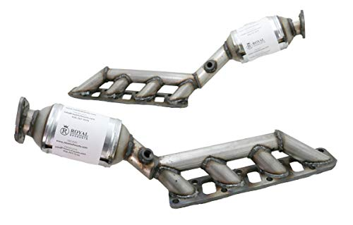 Catalytic Converter compatible with Infiniti QX56 2004 to 2010 & Nissan Armada 2005 to 2013 & Nissan Titan 2004 to 2013 & Pathfinder 2008 to 2012 & Pathfinder Armada 2004 to 2004 left & Right