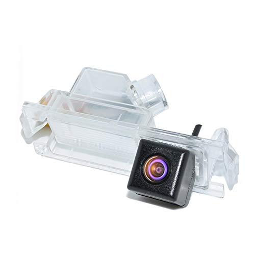 QWERQF CCD Car Parking Camera Auto Backup Vista Trasera Reverse Park Kit Night,para Kia K2 Rio Hatchback Ceed 2013