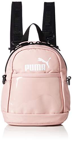 PUMA Damen Rucksack Core Minime Backpack rosa/schwarz