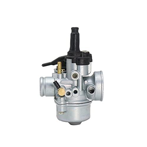 Carburador Motocicleta para D&ellorto para PHVA 17,5mm ED 2 Tiempos para P&iaggio 50 Zip SP 50 para Gilera para A&prilia para M&BK Carburador Rendimiento
