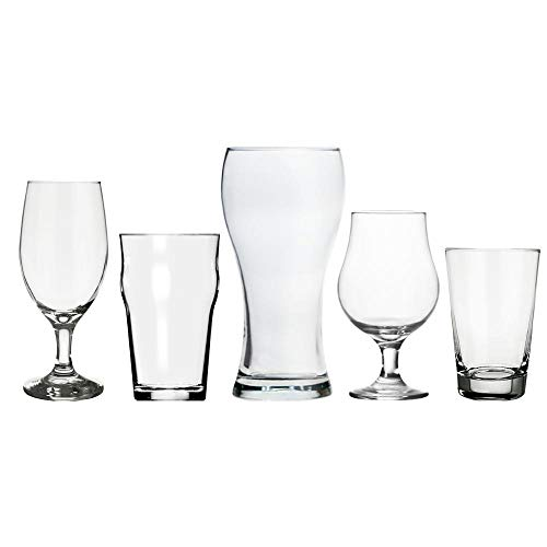 Conjunto 5 Copos de Cervejas EspeciaisNadir
