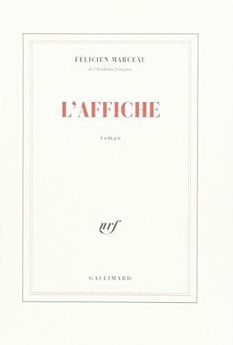 L'AFFICHE (Beaux Papiers)