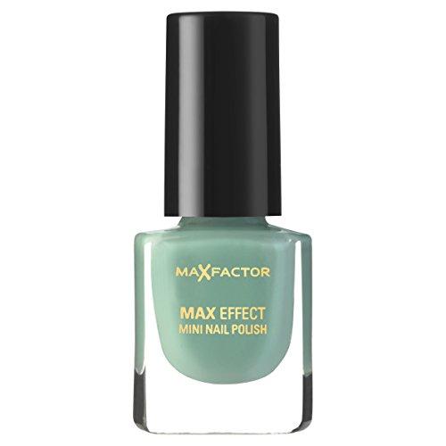 Max Factor Max Effect Mini Nail Polish 27 Cool Jade, 1er Pack (1 x 5 ml)