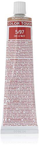 Wella Color Touch Rich Naturals 5/97 hellbraun cendré, braun, 1er Pack (1 x 60 ml)
