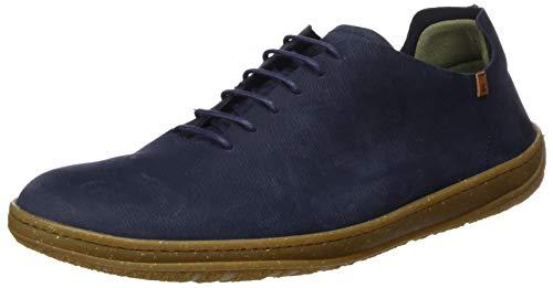 El Naturalista Amazonas, Zapatos de Cordones Brogue Hombre, Azul (Ocean Ocean), 42 EU