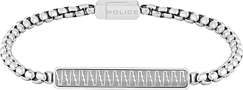Police Cadena pulsera Hombre acero inoxidable - PJ26474BSS.01