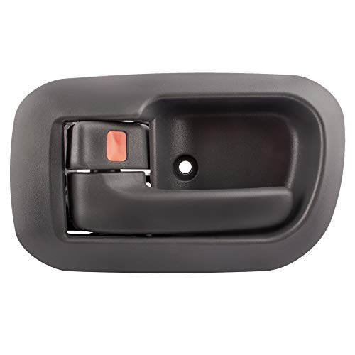 BOXI Interior Door Handle Front Left Driver Side Compatible with 19981999 2000 2001 2002 2003 Toyot-a Sienna Replace # 69278-08010-B0