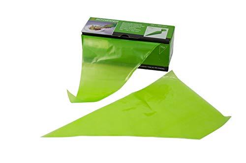 Einwegspritzbeutel, 100 St, 195x350mm, grün