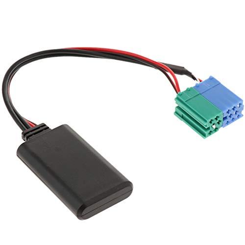 Shiwaki Bluetooth Dongle Aux In Adapter Kabel für Becker 2000-2008