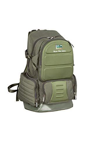 Anaconda Unisex– Erwachsene Climber Pack Medium 7154710 Rucksack, Grün, 59 x 49 x 30 cm