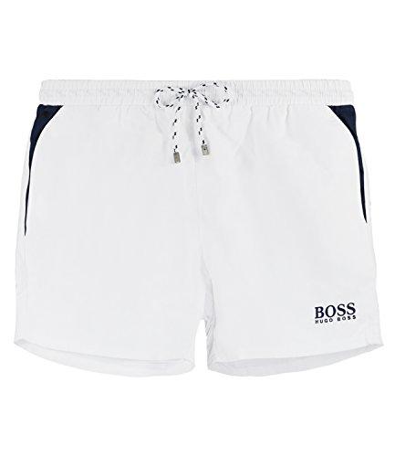 BOSS Herren Pearleye Boardshorts, Natural103, XX-Large