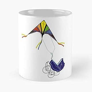Goodbye My Love Shirt Classic Mug - The Funny Coffee Mugs For Halloween, Holiday, Christmas Party Decoration 11 Ounce White Leinstudio.