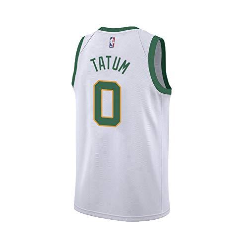 Tatum Celtics City - Camiseta de manga corta para hombre, talla XL