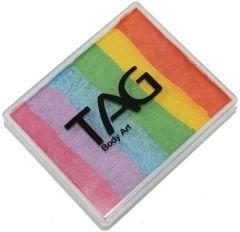 TAG Body Art fp divide pastel - perla arco iris deleite (50 g)