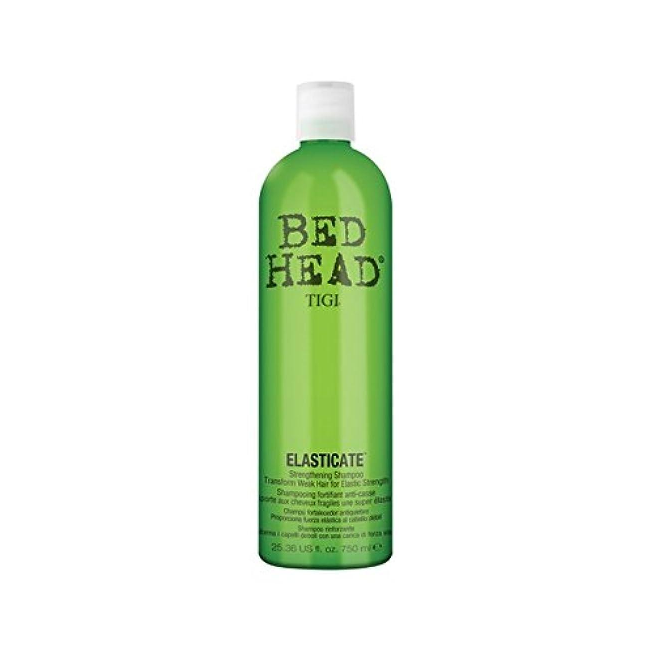 背が高い規則性人間Tigi Bed Head Elasticate Shampoo (750ml) - ティジーベッドヘッドシャンプー(750ミリリットル) [並行輸入品]
