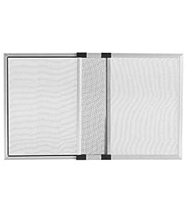 MAURER 1190400 Marco Mosquitero Aluminio Extensible 50x 50/94 cm