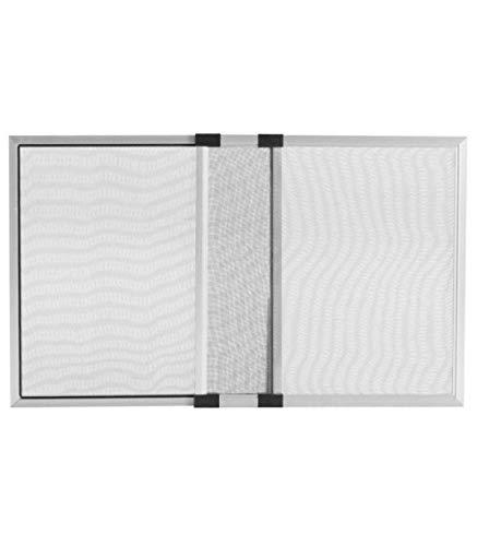 MAURER 1190410 Marco Mosquitero Aluminio Extensible 50x 75/138 cm