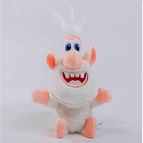 lili-nice Plüschtiere Russische Karikatur Booba Buba Weißes Schwein Cooper Puppe Weiche Gefüllte Puppe Für Kinder Geburtstag 27Cm