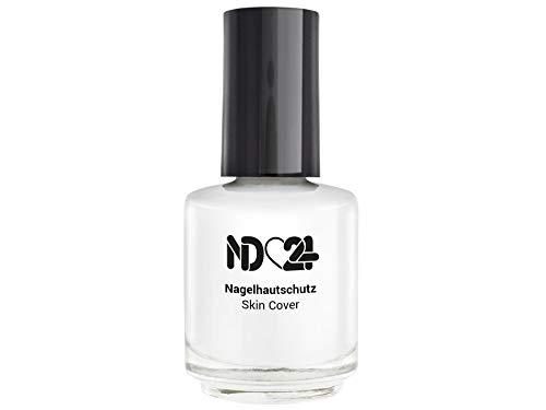 Skin Cover Nagelhautschutz Peel Off Latex - Pinselflasche - 15ml