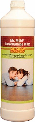 Mr.Möbi® Parkett Pflege Matt - 1 Ltr.