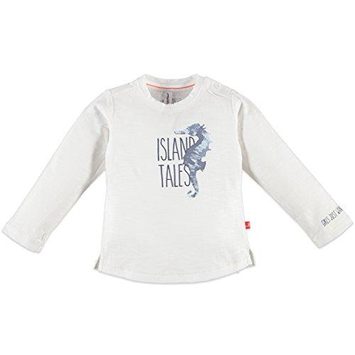 Babyface Girls Shirt 8108602, Fb. Off White (Gr. 92)