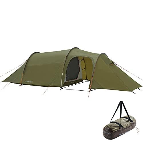 Nordisk Oppland 2 PU Tent 2-Personen Zelt Dark Olive