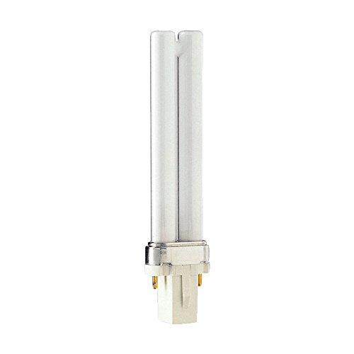 Stearn G23 Glühbirne/Leuchtstoffröhre Task kompakt fluoreszierend energiesparend mit Nadel 11 W