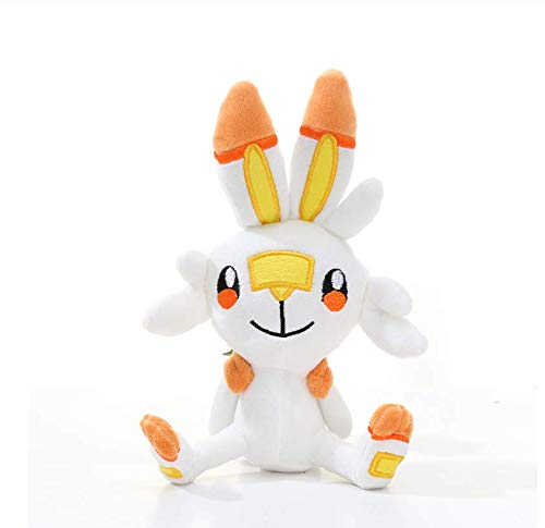 WFORGETT Anime Sword and Shield Scorbunny Grookey Sobble