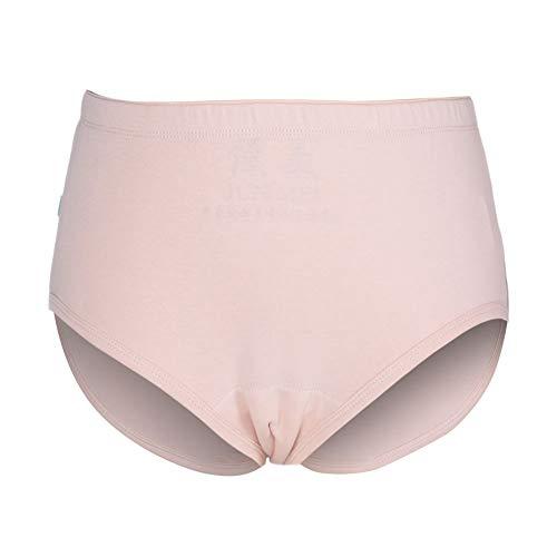 DaMohony Inkontinenz-Unterwäsche für Frauen, auslaufsicher, Schutzhöschen, Postpartum-Unterwäsche für schwere Blutungen, nach der Geburt, Harninkontinenz Gr. L, farbe