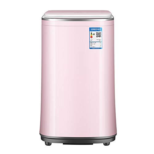 Machine à laver Mini Automatique, Portable Domestique 3.8KG, sèche et déshydratée, adaptée à la Famille, Le Camping, la Salle de collège.