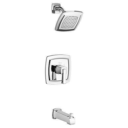 American Standard TU353508.002 Townsend llave para tina con cabezal de ducha y cartucho de ahorro de agua, cromado
