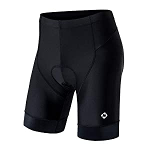 Naviskin Men's Cycling Shorts 3D Padded Bike Biking Shorts Quick Dry Cycle Tights UPF 50+