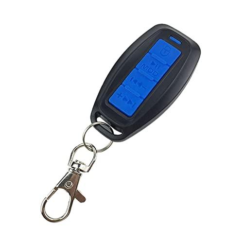 ZHAOHUA wuli Store Bluetooth de la Motocicleta MP3 Reproductor de música Scooter de Alarma Sistema de Seguridad antirrobo FM Audio de Radio TF Tarjeta USB Contestación del teléfono de Carga