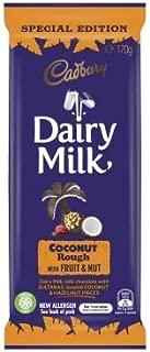 Cadbury Coconut Rough Fruit & Nut Chocolate Block 170gm x 16