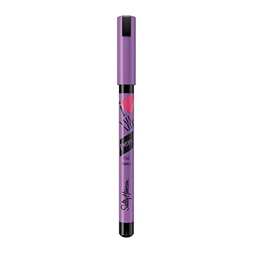 Sally Hansen Nail Art Pens, Purple, 370, 0.04 Fluid Ounce