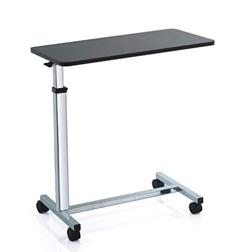 Yuzhijie Portátil de elevación de la familia móvil mesa de comedor sala de enfermería mesa portátil mesa de comedor