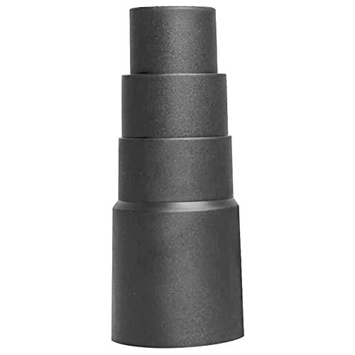 CFDYKRP Venta Universal Aspirumeer Power Tool Power Extracción de Polvo Adaptador de Manguera (26.5mm, 32.5mm, 34.5mm, 40.5mm) for Adaptador de vacío (Color : Black 1pcs)