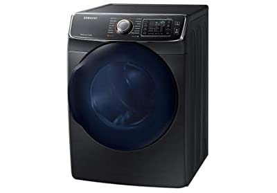 Samsung Dv10k6500ev Large 10kg Heatpump Black Tumble Dryer With Quick Dry