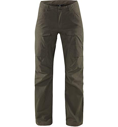 Haglöfs Mid Fjord Pantalon pour Femme S Béluga
