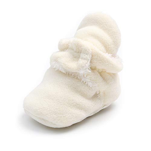 BENHERO Newborn Baby Boys Girls Soft Soled TasselBowknots Crib Infant Toddler Prewalker Moccasins Shoes(11cm, 0-6 Months Infant, 5107/Black