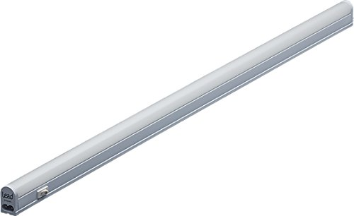 LED Unterbauleuchte |83.6cm | neutralweiß | LED Lichtleiste 13W | extrem hell -1050 Lumen | bis 12 Meter nahtlos erweiterbar | geeignete Lampe für die Küche, hinter Möbel, im Werkraum